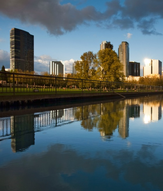 Bellevue Most Livable City in Washington