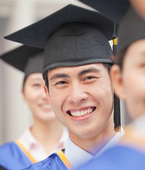 Bellevue Top for College Grads