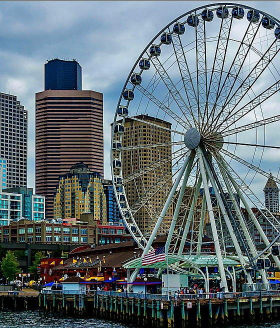 Seattle #2 Coolest City in America