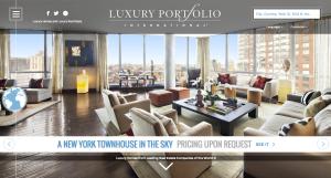 Luxury Portfolio Home