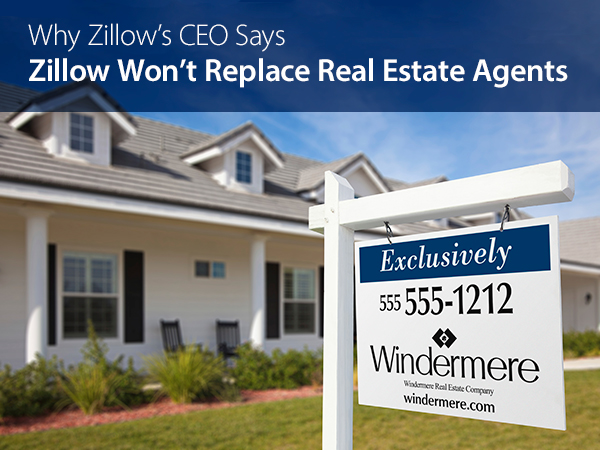 Zillow won t replace agents windermere eastside for Zillow site