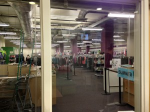 The Wearhouse store