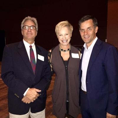 Joel Scott, Gail Herstein, Matt Deasy