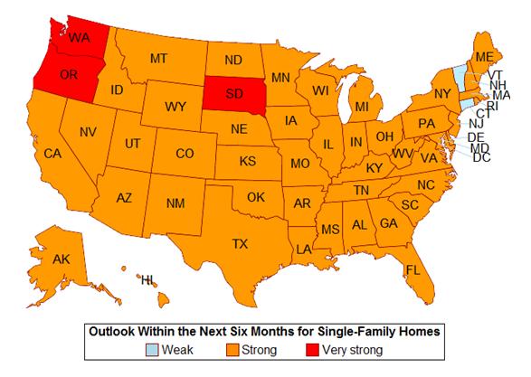 Single family Forecast