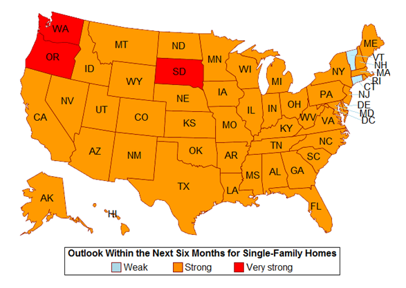 Single family Forecast