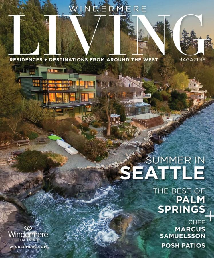 Windermere Living Summer 2018 Cover