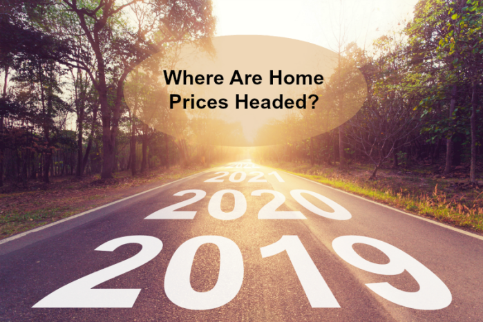 Where Are Home Prices Headed?